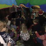 Mini Michaels Christmas party!
