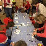 Mini Michaels Christmas activities