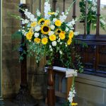 A display from our Flower Festival